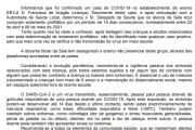 Informação - Comunidade Educativa - Covid-19