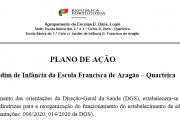 Plano de Ação - Jardim de Infância da Escola Francisca de Aragão